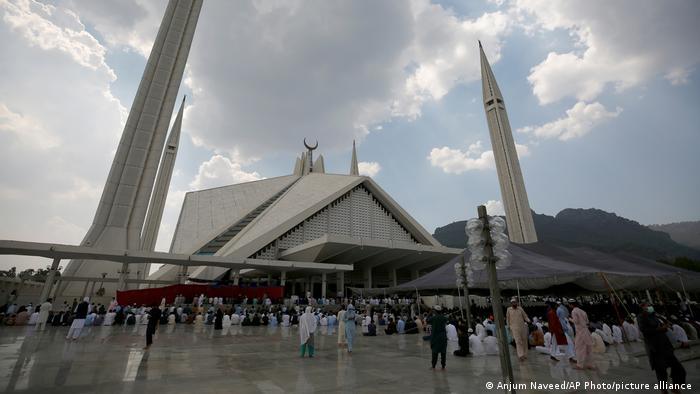 Džamija šaha Faisala