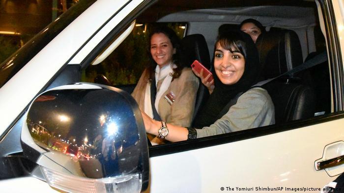 Žene u Saudijskoj Arabiji za volanom