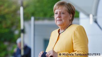 Η Γερμανίδα Καγκελάριος Άνγκελα Μέρκελ