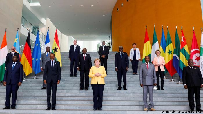 Deutschland   G20   Compact with Africa meeting in Berlin