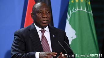 Deutschland   G20   Compact with Africa meeting in Berlin  Cyril Ramaphosa