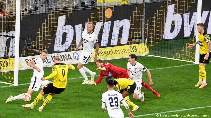 Fussball I Bundesliga I Borussia Dortmund - TSG 1899 Hoffenheim