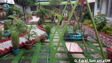 Empty children's park in Kolkata due to Covid 19 Tag: Kalkata, Children, Park Copyright: Payal Samanta