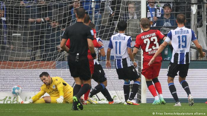 Fußball Bundesliga | Arminia Bielefeld - Eintracht Frankfurt