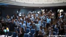 DW Russisch l Filmfestival FilmPOLSKA ++++Nur zur abgesprochenen Berichterstattung für die DW Russisch+++++ Kupałowcy bez Kupałowskiego © Karyna Maroz_3