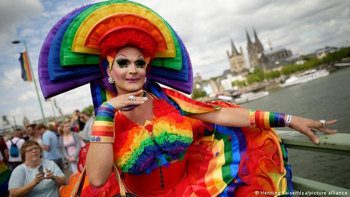 Symbolbild Deutschland Köln |Christopher Street Day