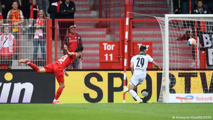 1. Bundesliga | 1. FC Union Berlin vs Borussia Mönchengladbach | Tor (1:0)
