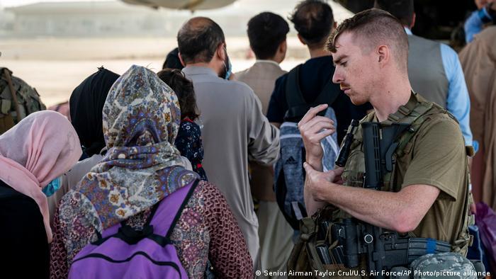 Evacuare din Afganistan