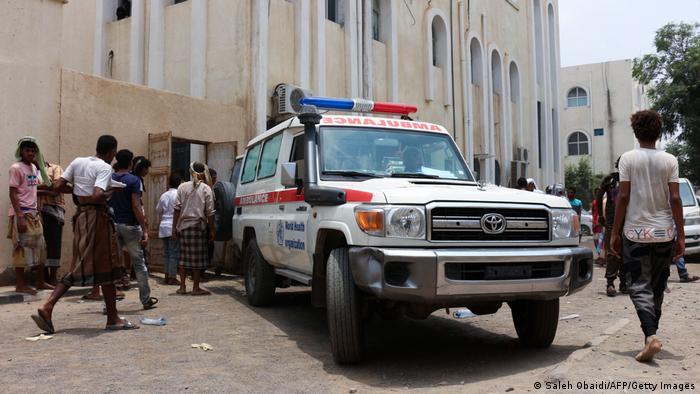 Jemen | Viele Tote bei Raketenangriff auf Luftwaffenstützpunkt Al-Anad