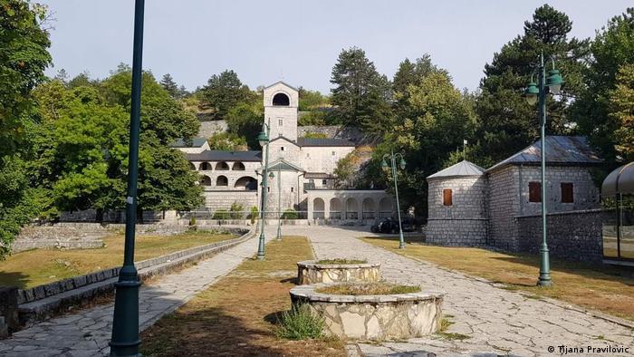 Montenegro | Kloster von Cetinje