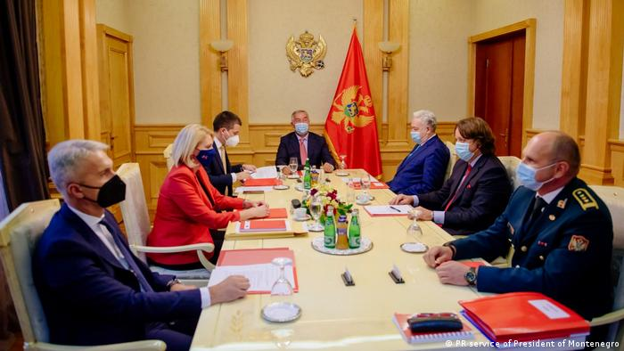 Montenegro | Council for Defence and Security