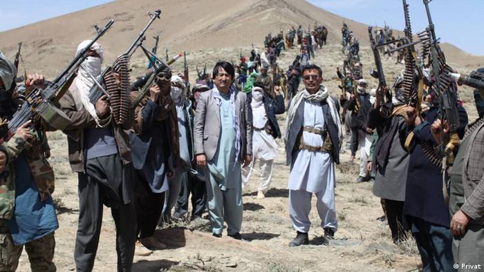 Afghanistan Zulfikar Omid