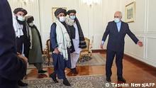 Iran Besuch Taliban Delegation