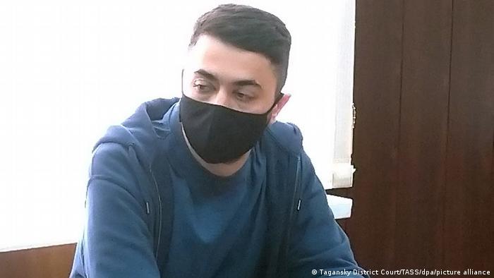 Стендап-комик Идрак Мирзализаде