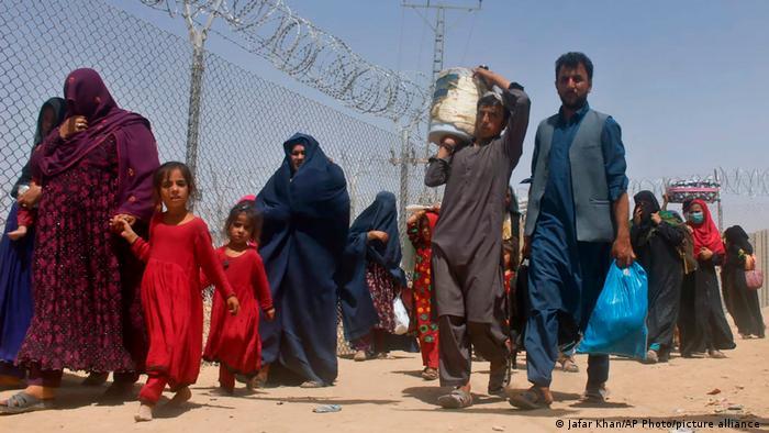 Afghanistan-Pakistan | Grenze