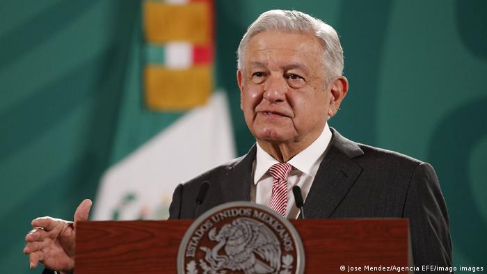 El presidente mexicano, Andrés Manuel Lopez Obrador.