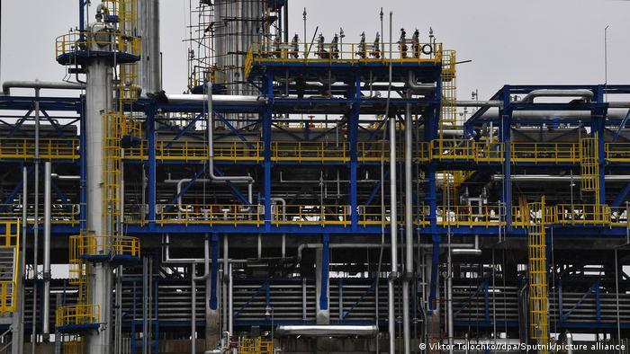 НПЗ в Новополоцке. Белорусская нефтянка - в списке секторальных санкций