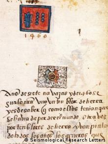 Aztekisches Manuskript | T-R codex Mexico