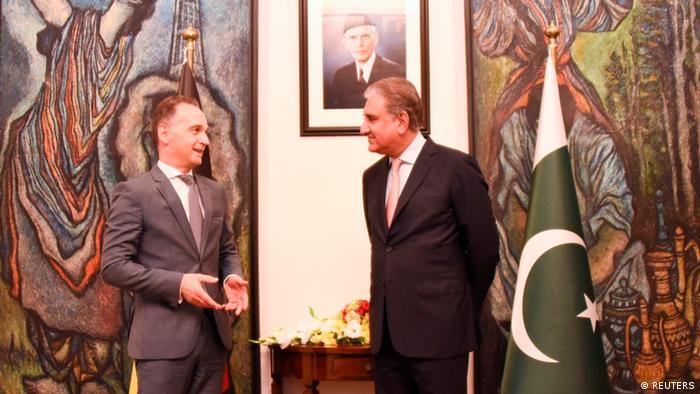 Heiko Maas in Islamabad