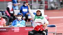 روز طلایی زنان ایران در پارالمپیک توکیو