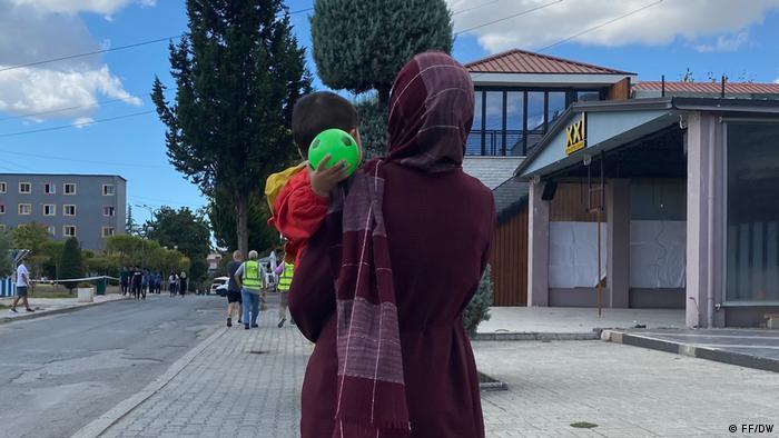 Albanien - Afganische Flüchtlinge