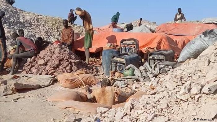 Kindheit im Tschad