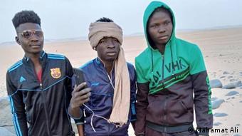 Des jeunes Tchadiens employés dans des mines d'or dans le Nord du pays sahélien