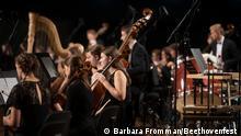bitte stellt folgende Bilder vom diesjährigen Campusorchester/ Beethovenfest zur freien Verfügung im Rahmen der Berichterstattung über das Beethovenfest 2021. via Annika Zimmermann