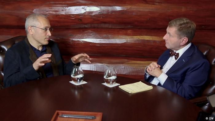 Interview Michail Chodorkowski