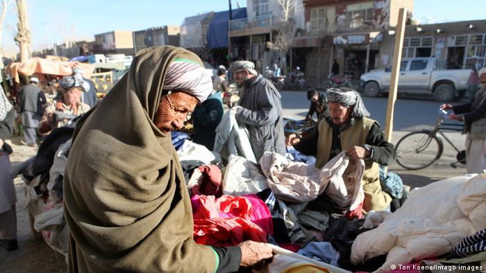 Alltagsleben der Hazara in Bamian