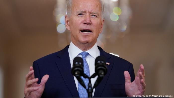 SUA I Președinte Joe Biden despre situația din Afganistan