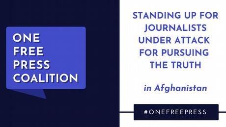 Press freedom in Afghanistan: How to help journalists under attack