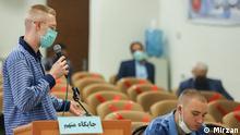 Prozess gegen zwei schwedische Staatsbürger im Iran Schlagwörter: schwedische Staatsbürger, Revolutionsgericht, Drogenhandel, internationaleDrogenhändler Quelle: mizan