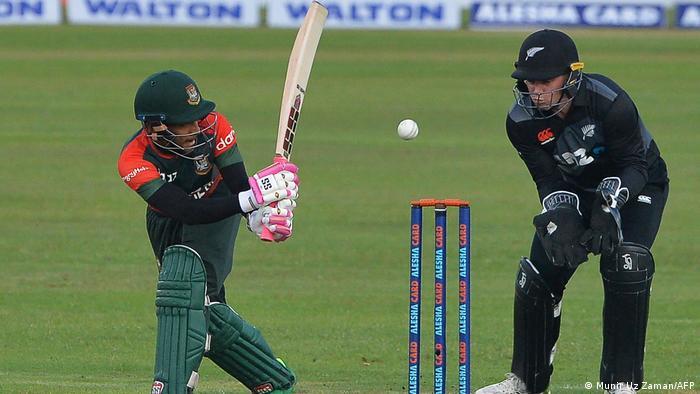 Erstes internationale Twenty20 Cricket | Bangladesh vs. Neuseeland
