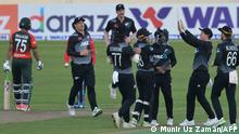 Erstes internationale Twenty20 Cricket   Bangladesh vs. Neuseeland