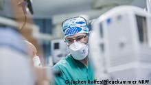 Nur für abgesprochene Berichterstattung! (c) Pflegekammer NRW Ralf Berning, Intensivpfleger in Bielefeld,