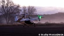 01.09.2021 *** NASA Begins Air Taxi Flight Testing with Joby