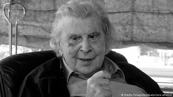 Komponist Mikis Theodorakis gestorben