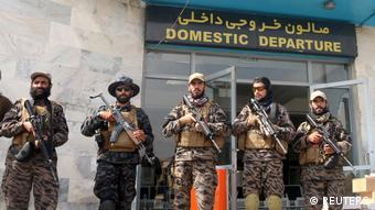 Afghanistan Auf den Straßen von Kabul, unter Kontrolle der Taliban