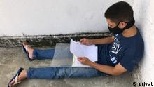 Vitório da Silva Ferreira, brasilianischer Student © privat