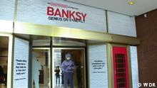Fokus Europa Belgien Banksy Ausstellung