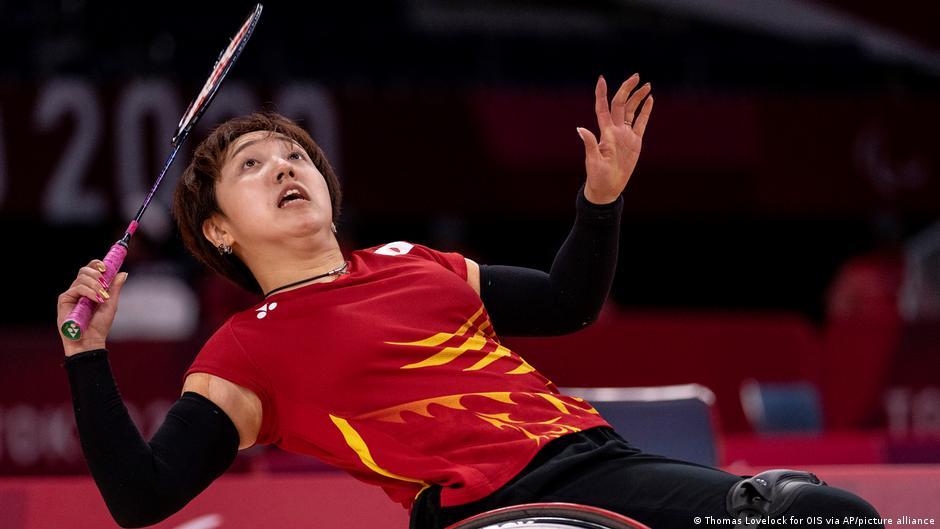 Tokyo 2020 Paralympics-Hingucker/02.09.2021