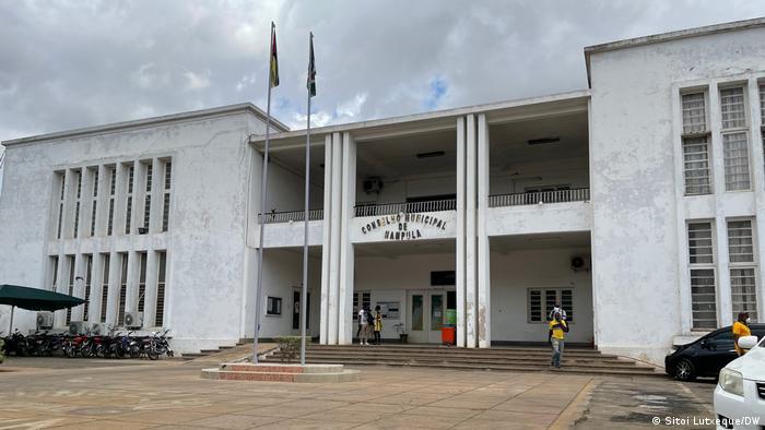 Sede do Conselho Municipal de Nampula
