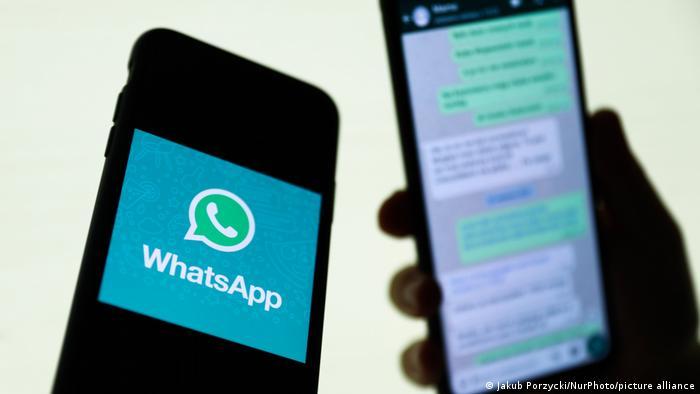 Мобільний додаток WhatsApp