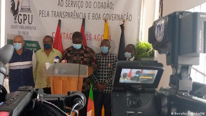 Partidos da oposição em Angola exigem novo debate da lei eleitoral