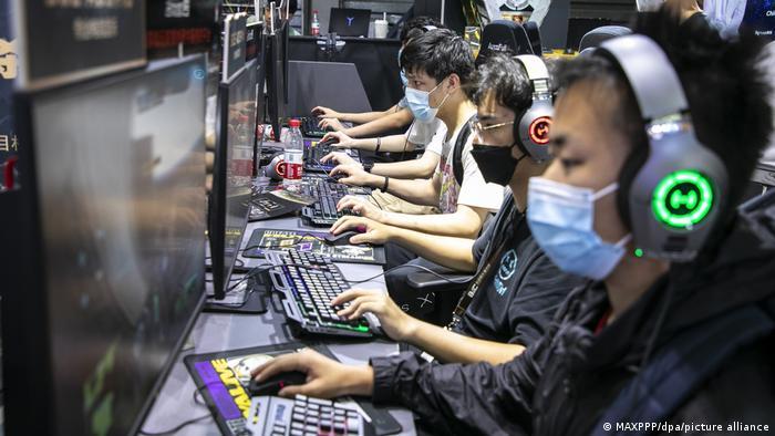 China   Online-Spieler