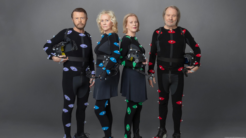 ABBA mit neuem Album und neuer Show zurück   Musik   DW   20.20.2201
