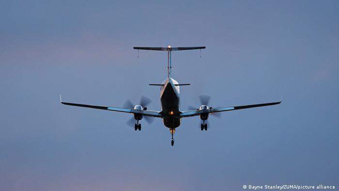 Symbilbild I Flugzeug Beech 1900D