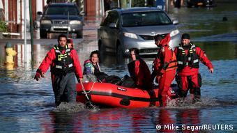 USA Nach Hurricane Ida