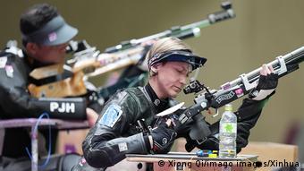 Паралимпионик из Германии Наташа Хильтроп
